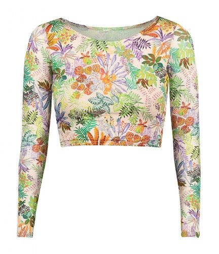 COLORED LEAVES TOP